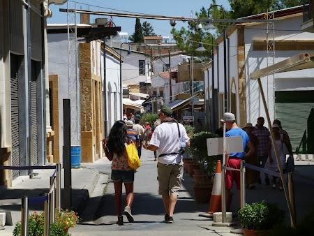 Obiective turistice Nicosia: plimbare pe Linie Verde