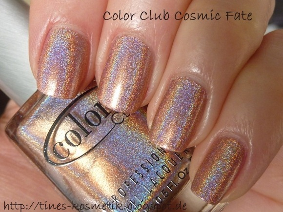 Color Club Cosmic Fate 1