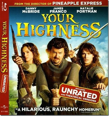 Your Highness [2011] (Custom)