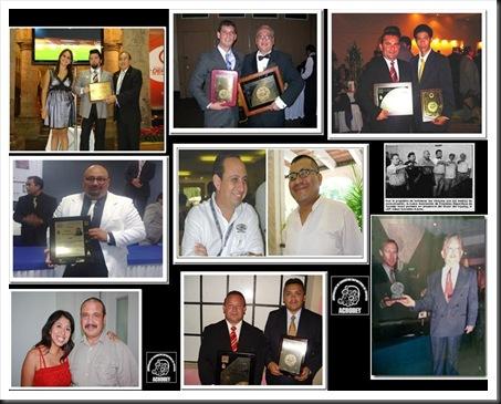 Premiados ACRODEY 1997-2011