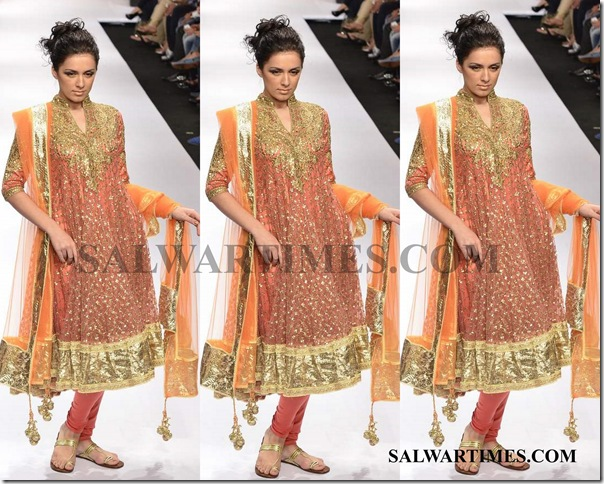 Preeti s_Kapoor_Lakme_Fashion_Week_2011