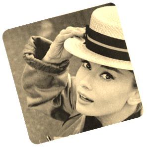 Audrey Hepburn Audrey hat