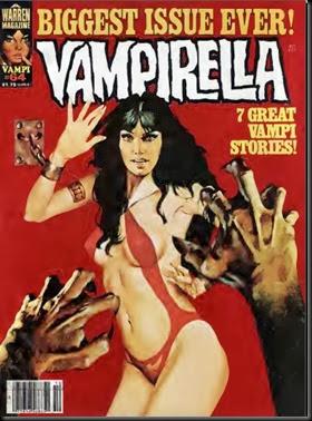 Vampirella October 77