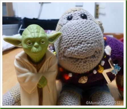 Yoda and Nigel