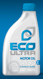 'The average four-quart oil change using Eco Ultra helps preserve our natural resources while reducing our need for foreign oil by two barrels,' says Wichita-based Universal Lubricants.