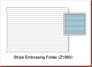 Emb Folder Stripe