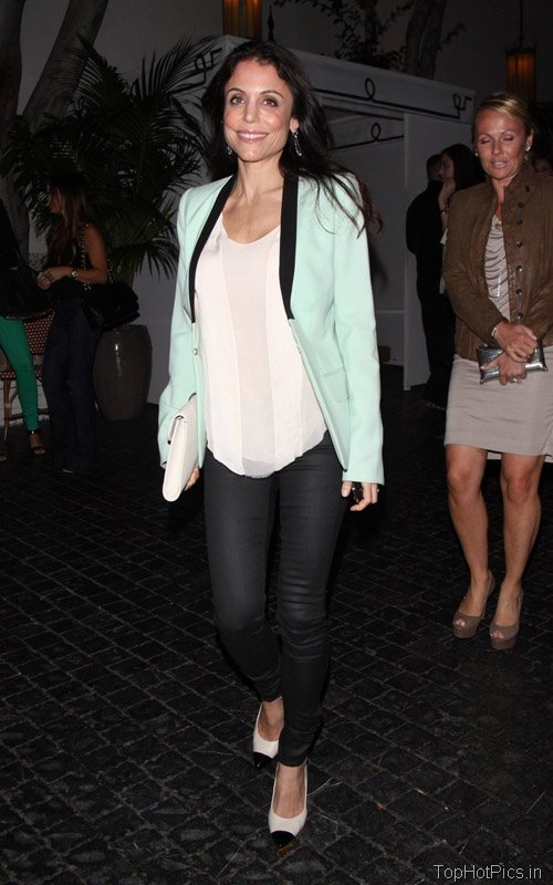 Bethenny Frankel Latest Pics in Skinny Clothes 5