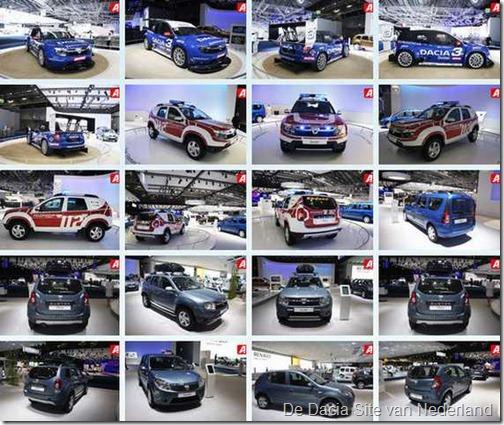IAA Frankfurt 2011 Dacia 14