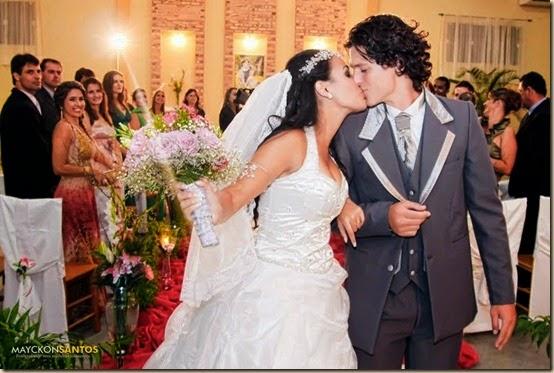 Imagem do nosso casamento