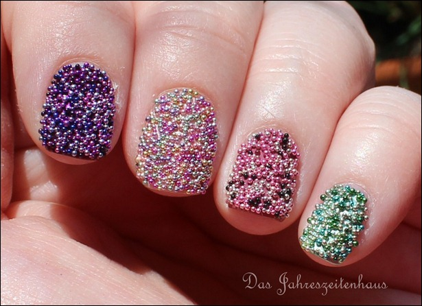 Mikroperlen Micro Pearls Mini Perlen Nail Art 5