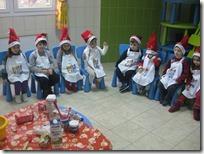 χριστουγεννιάτικο κέικ 1