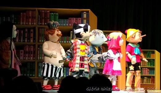 Glória Ishizaka - PL 2014 - Kyosso sai - apresentação confraternização