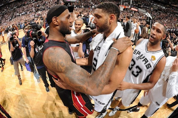 San Antonio Spurs Are Champions Again After Defeating Miami Heat in 2014 NBA Finals