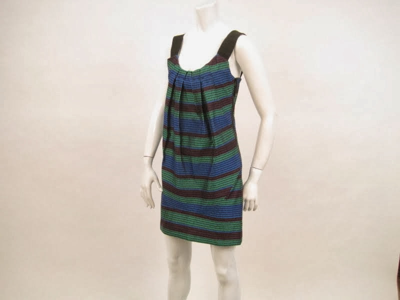 GF Ferre Tri Color Dress