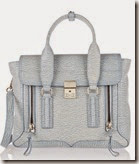 Philip Lim Textured Leather Trapeze Bag