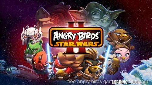 Free Download Angry Birds Star Wars II v1.0.1 PC Game
