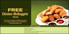 Mcdonald-Malaysia-Free-Chicken-McNuggest-20-piece-2011-EverydayOnSales-Warehouse-Sale-Promotion-Deal-Discount