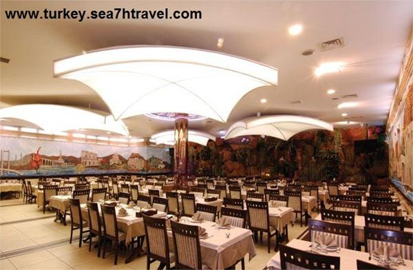 مطاعم اسطنبول بالصور