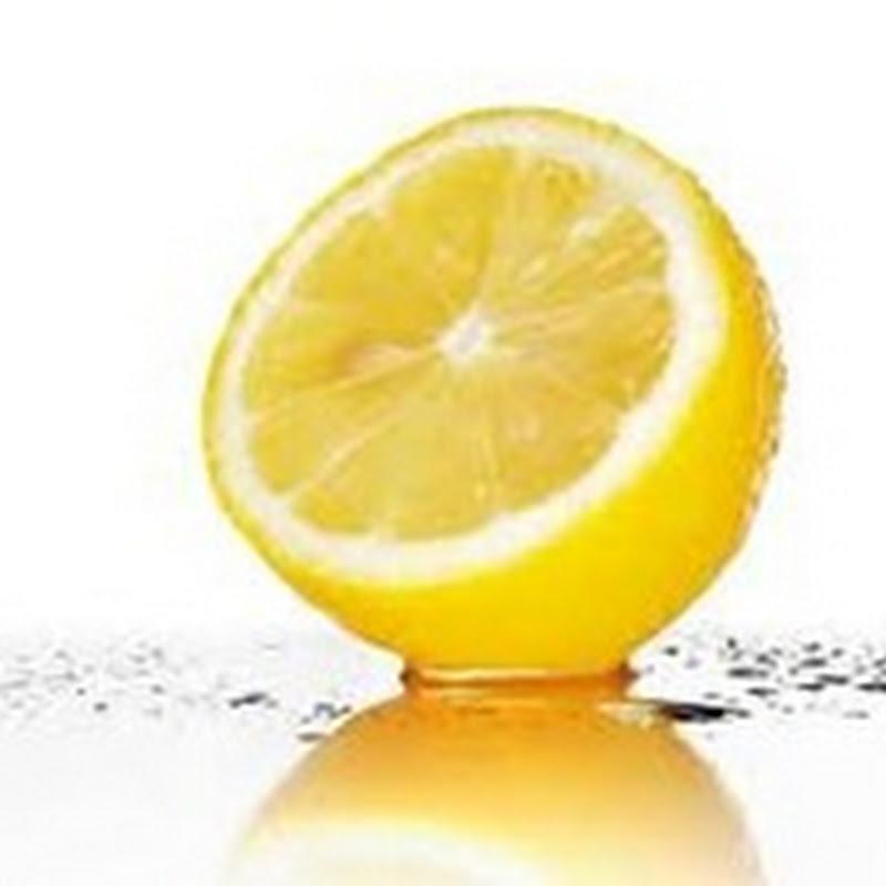 الليمون - ارخص علاج للأمراض فى مطبخك