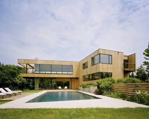 Casa Bluff arquitectura moderna y rustica Arquitecto Robert Young