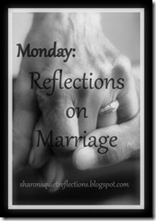 MarriageReflections