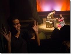 Teatro Carlos Gomes com audiodescrição e tradução em Libras