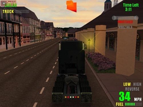 juegos de camiones rebel trucker