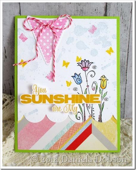 Sunshine by Daniela Dobson