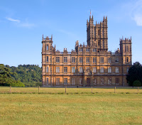 Highclere Castle - tv\'s Downton Abbey