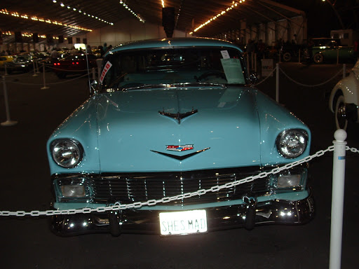 1956 Chevrolet Nomad Station