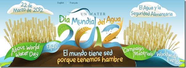 Dia del Agua-es