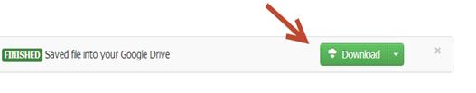 แปลงไฟล์ด้วย Google chrome