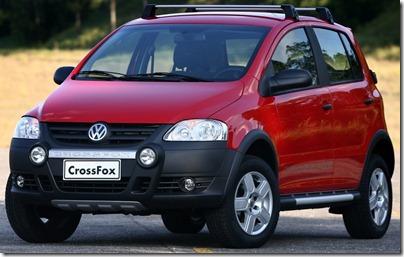 Bizarrices Automotivas: Verdades sobre o VW CrossFox
