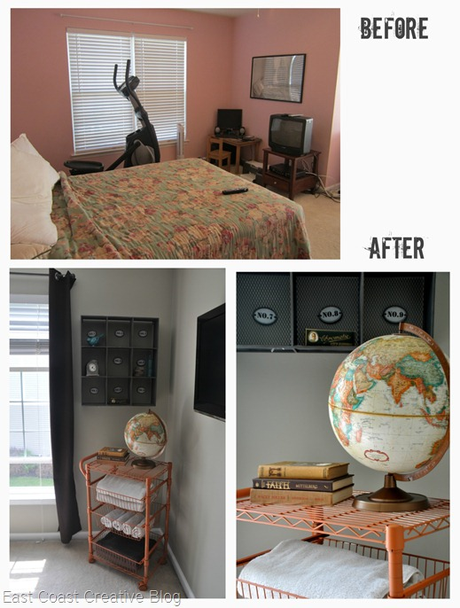 Guest Room Storage