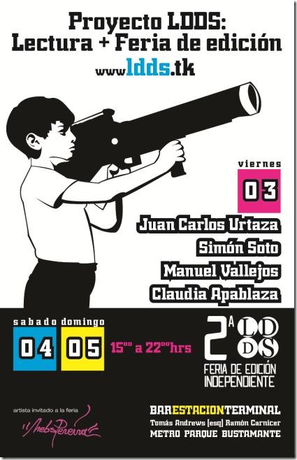 afiche febrero_LDDS_feria