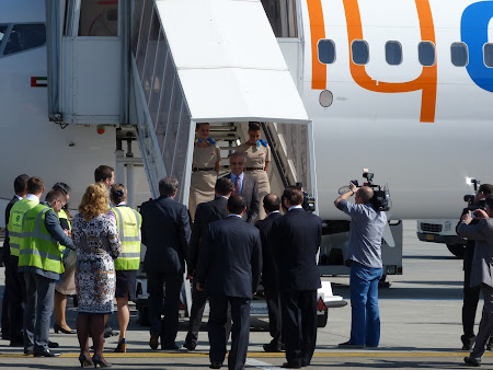 CEO Fly Dubai la Bucuresti