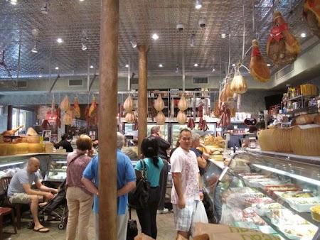 Tur culinar New York: Di Palo Fine Foods