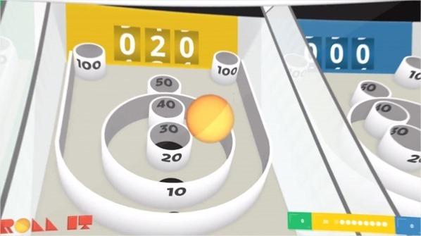 10 experimentos interesantes de juegos en Google Chrome 5