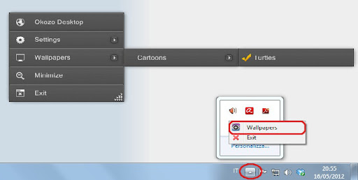 Come inserire uno sfondo animato sul computer