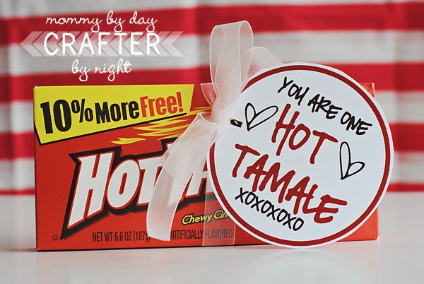 hot tamale valentine