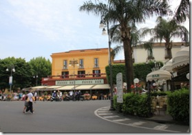 Sorrento Streets