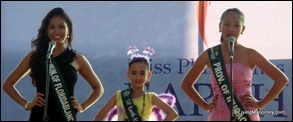 SM Mall of Asia| Miss Earth Philippines shared the ramp with Little Miss Earth Philippines
