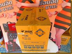 ตู้เชื่อมไฟฟ้า JASIC ARC185i 03 LOGO