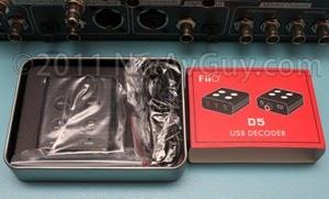 USB DECODER D5 USB cable for FIIO COAXIAL