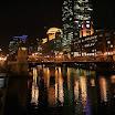 Chicago River Skyline