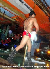 Stripper Alex Dracco