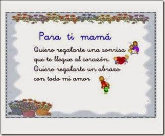 poesia de la madre