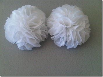 bridal hair shoe clips