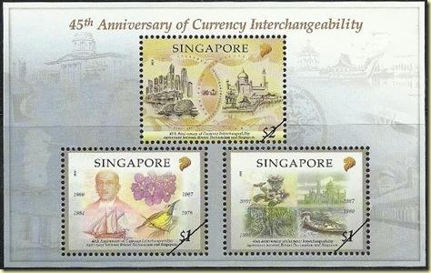 Singapore - Brunei MS