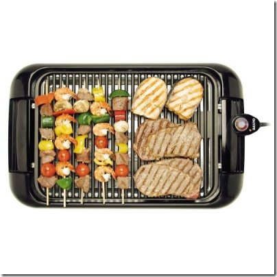 Electric Indoor Barbeque Grill